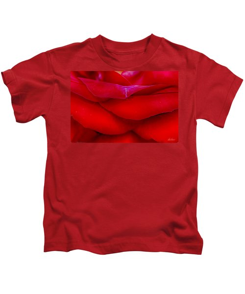 Essence Of Love Kids T-Shirt