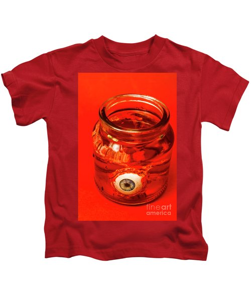 Everything You Know Is A Leye Kids T-Shirt