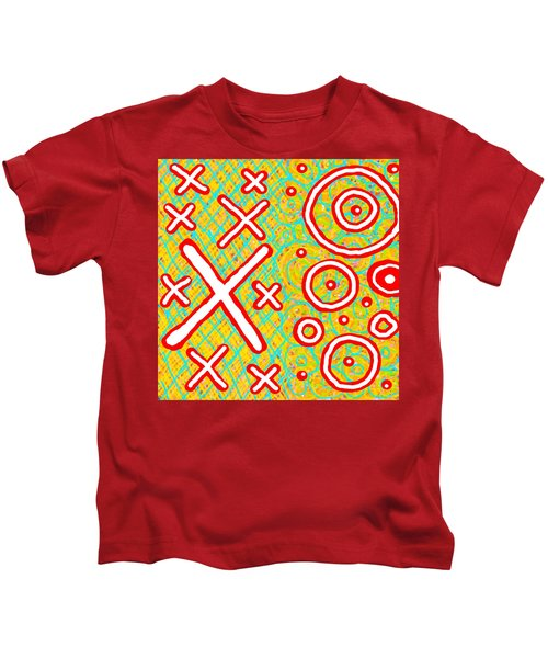 Exes And Ohs Kids T-Shirt