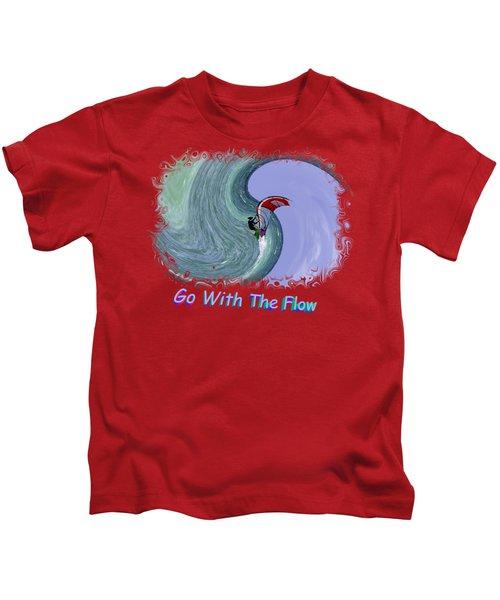 Exhilaration 2 Kids T-Shirt