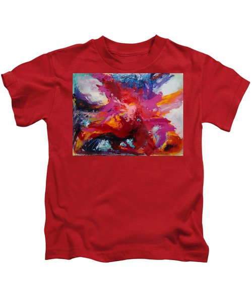 Exploring Forms Kids T-Shirt