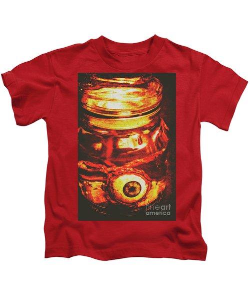 Eyes Of Formaldehyde Kids T-Shirt