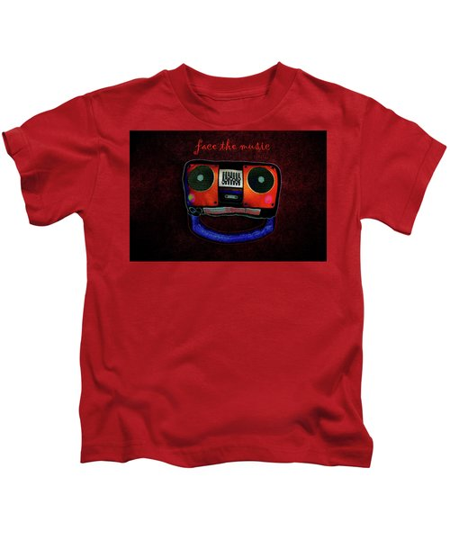 Face The Music Kids T-Shirt