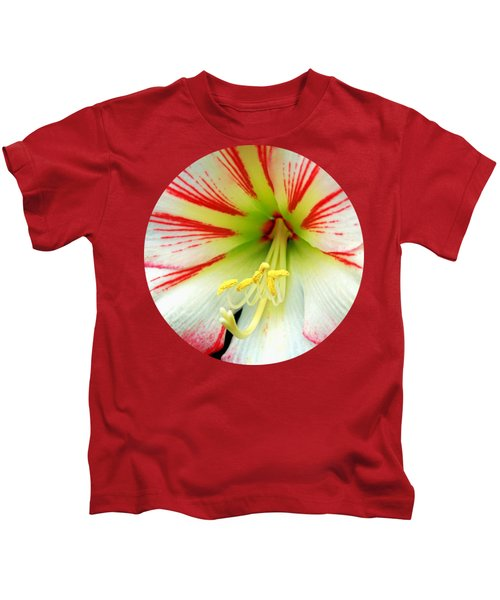 Fairy Tale Amaryllis Kids T-Shirt