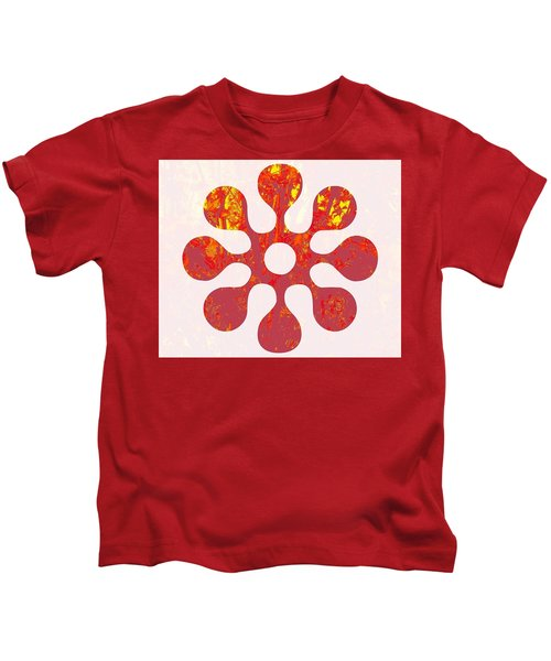 Fall Leaves #11 Kids T-Shirt