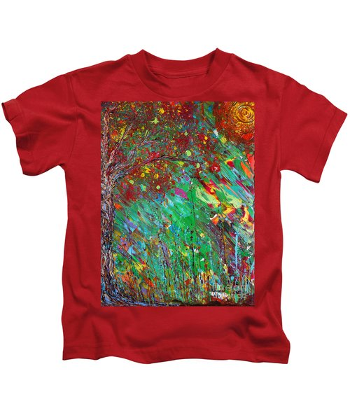 Fall Revival Kids T-Shirt
