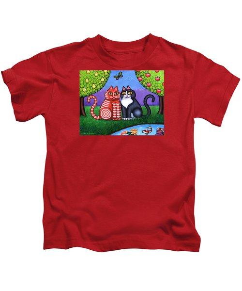 Feeling Koi Kids T-Shirt
