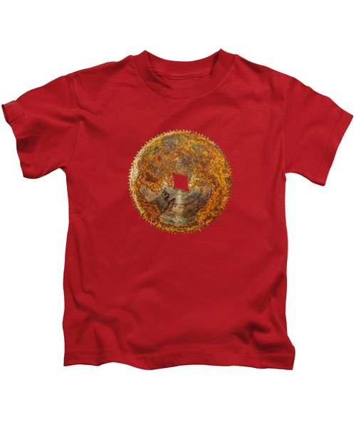 Fine Tooth Sawblade Kids T-Shirt