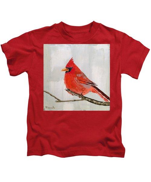 Firey Red Kids T-Shirt
