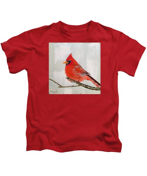 Firey Red Kids T-Shirt