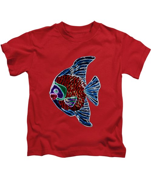 Fish In Water Kids T-Shirt