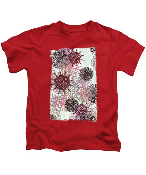 Flakes Love Kids T-Shirt by AugenWerk Susann Serfezi