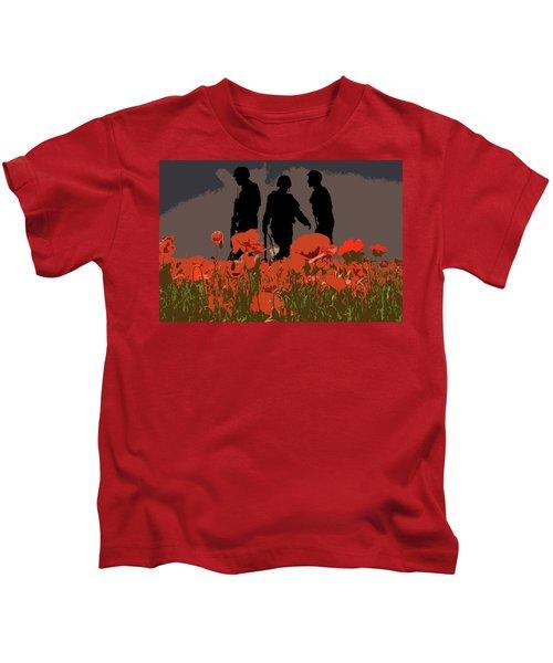 Flanders Fields 6 Kids T-Shirt