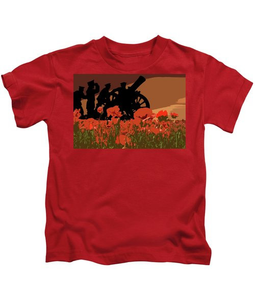 Flanders Fields 1 Kids T-Shirt