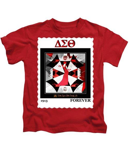 Forever Delta  Kids T-Shirt