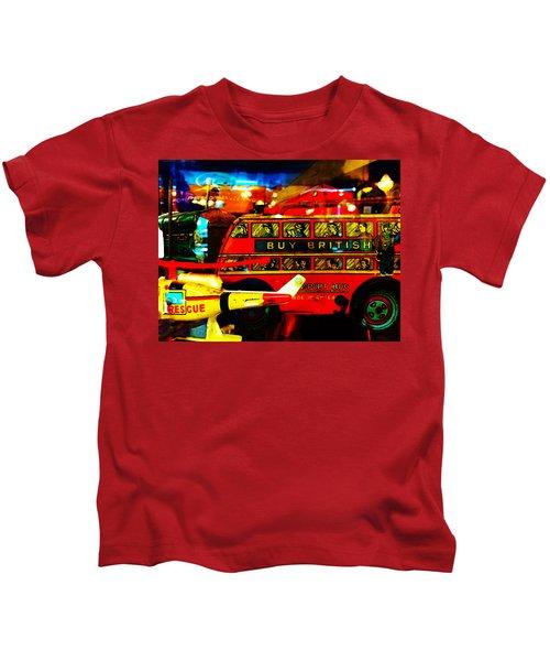Forgotten British Toys Kids T-Shirt