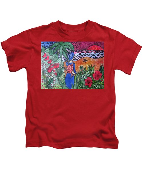 Fortune ....happiness Kids T-Shirt