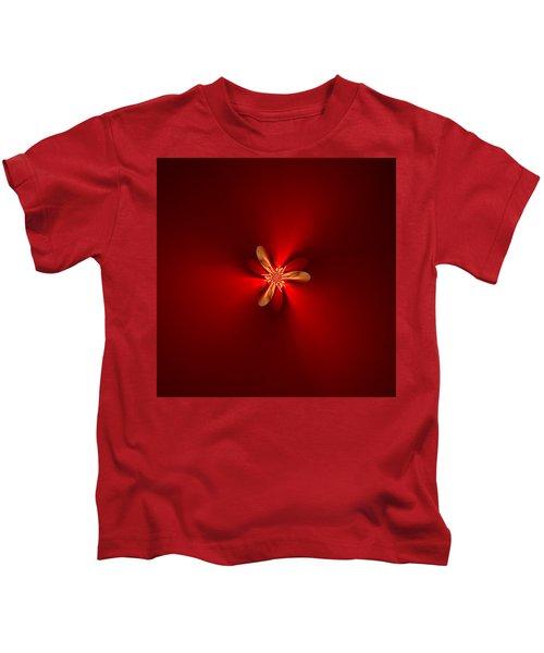 Fractal 5 Kids T-Shirt