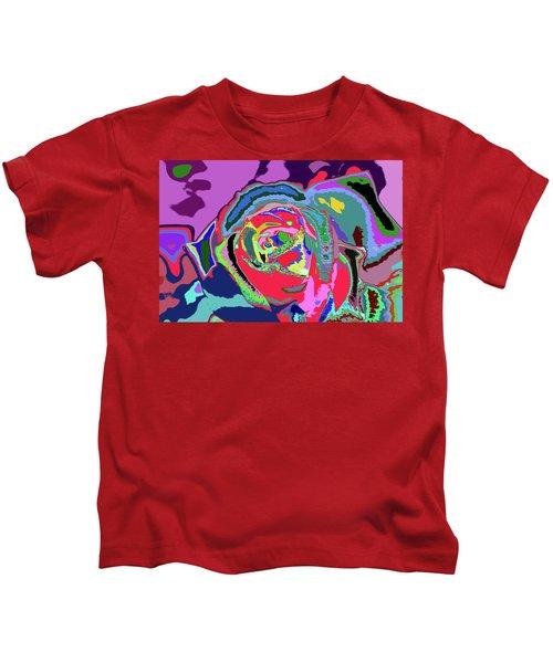 Fragrance Of Color  Kids T-Shirt