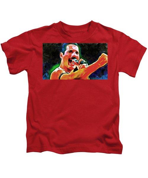 Freddie Mercury Kids T-Shirt
