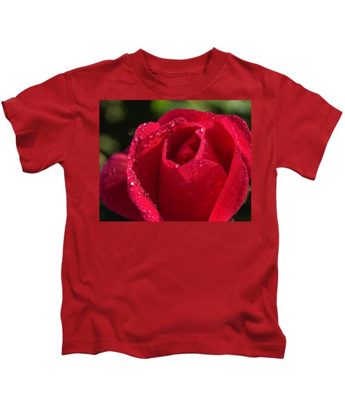 Fresh Rose Kids T-Shirt