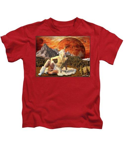 Fuan At Dawn Kids T-Shirt