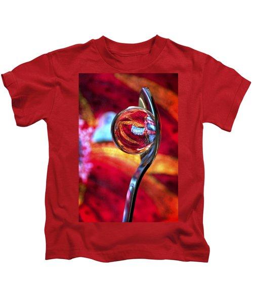 Ganesh Spoon Kids T-Shirt