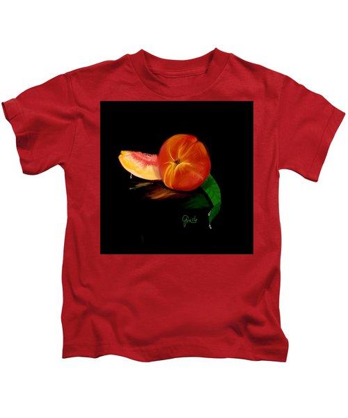 Georgia Peach Kids T-Shirt