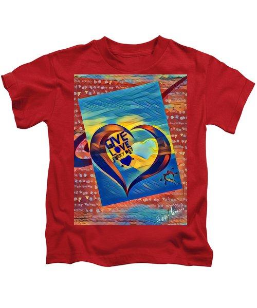 Give Love Kids T-Shirt