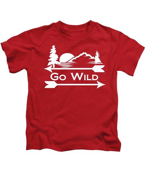 Go Wild Kids T-Shirt