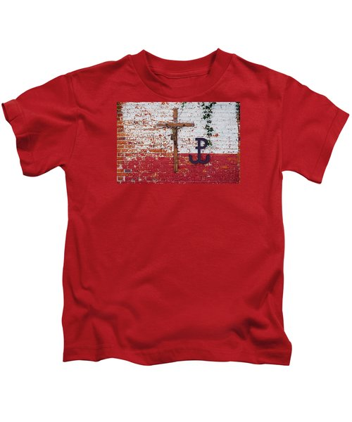 God, Honour, Fatherland Kids T-Shirt