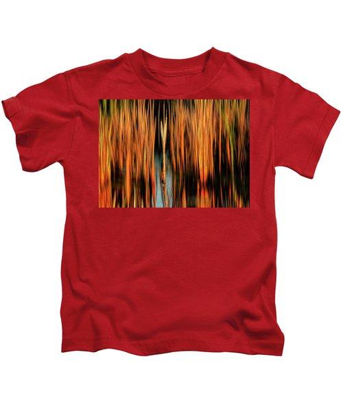 Golden Reeds Kids T-Shirt
