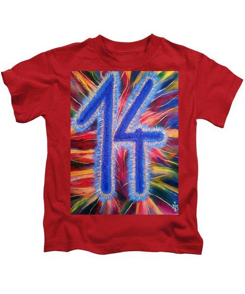 Happy 14 Birthday Kids T-Shirt