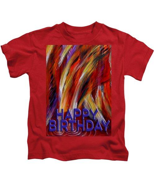 Happy Birthday  Kids T-Shirt