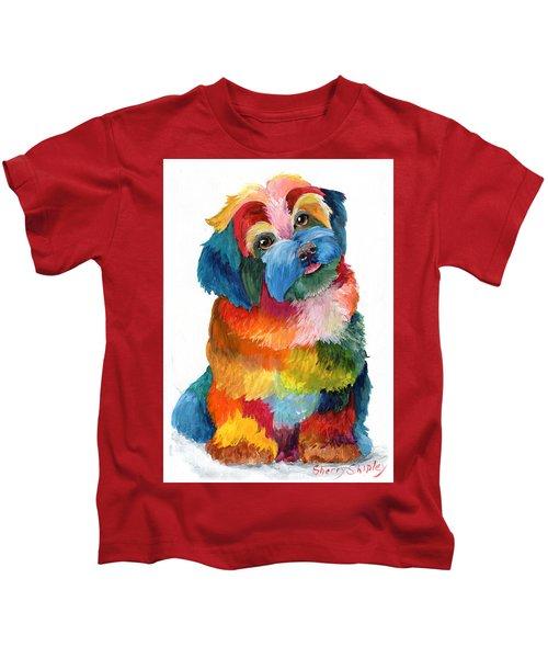 Hava Puppy Havanese Kids T-Shirt