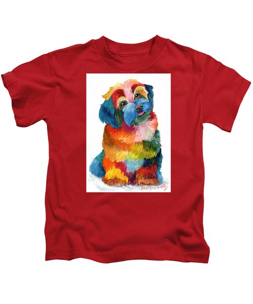 Hava Puppy Havanese Kids T-Shirt