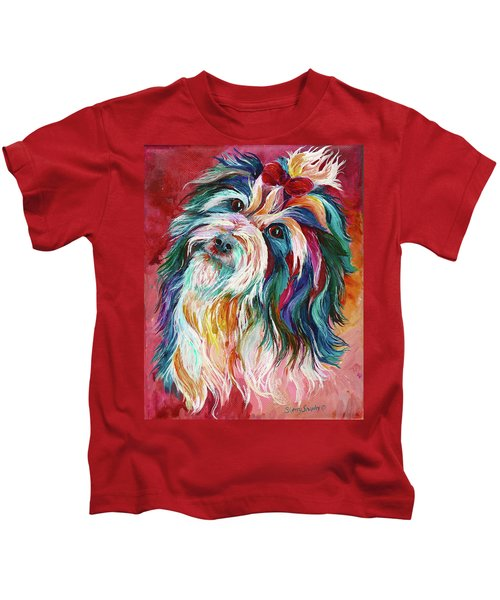 Havanese Kids T-Shirt