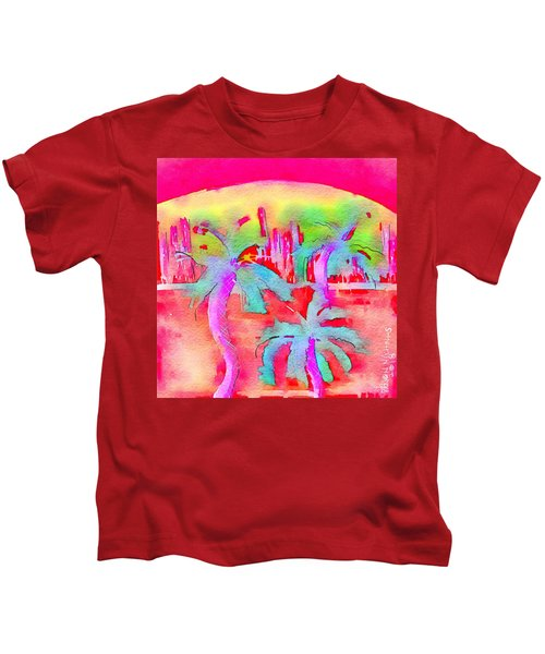 Heatwave Kids T-Shirt