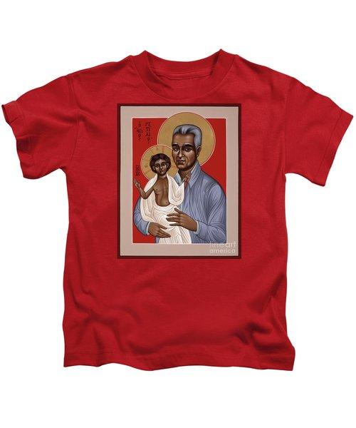 Holy New Martyr Rutilio Grande 050 Kids T-Shirt