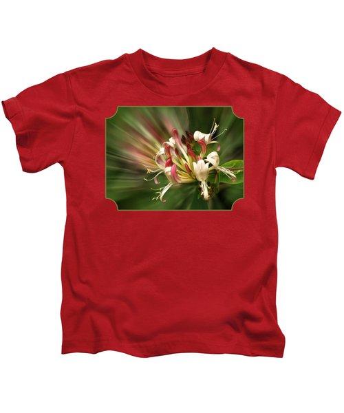 Honeysuckle Breeze Kids T-Shirt