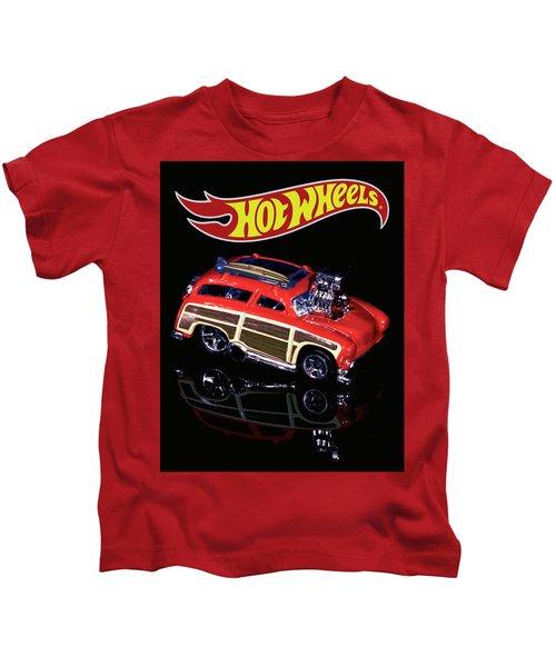 Hot Wheels Surf 'n' Turf Kids T-Shirt