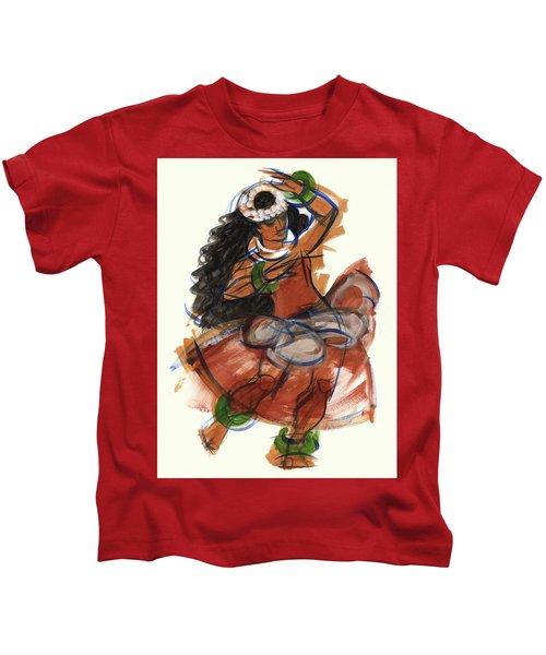 Hula Puna Kids T-Shirt