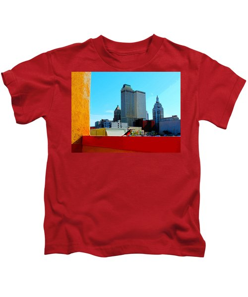 I Came For The Salsa Kids T-Shirt