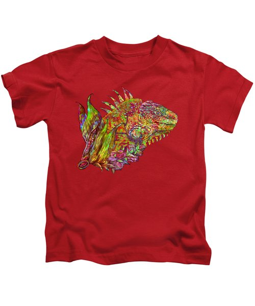 Iguana Hot Kids T-Shirt
