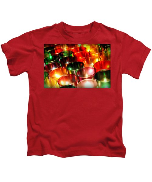 Illuminated Prayers Kids T-Shirt