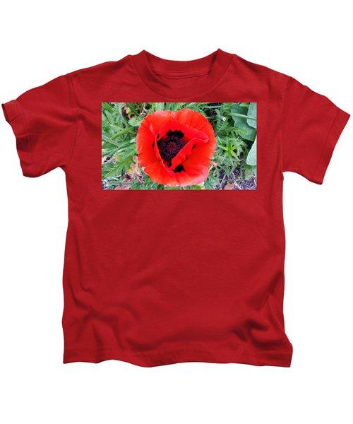 I'm Feeling Poppy Kids T-Shirt