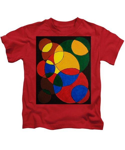 Imperfect Circles Kids T-Shirt