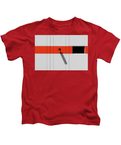 Industrial Minimalism 33 Kids T-Shirt