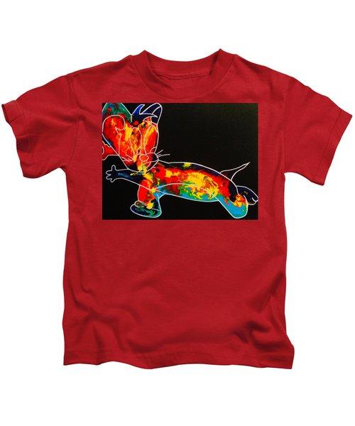 Inside Fire Kids T-Shirt