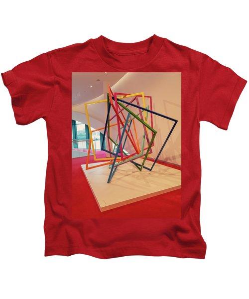 Interior Of Musical Theater Hamburg Kids T-Shirt
